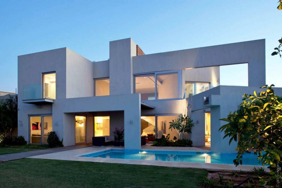 Оригинальный семейный дом в Израиле