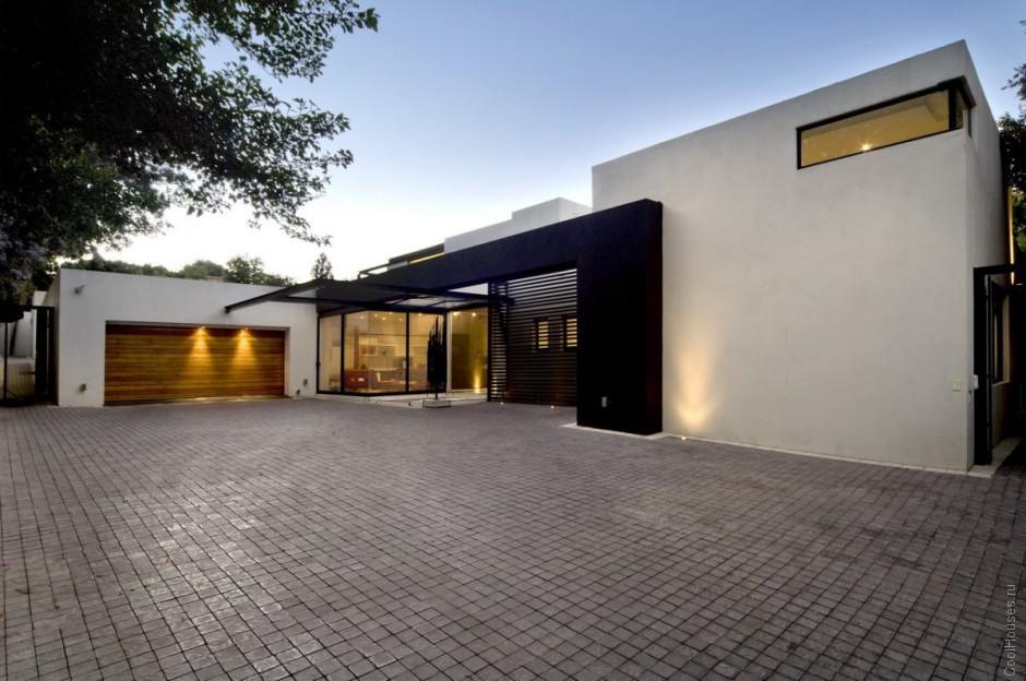 Реконструкция дома в Южной Африке