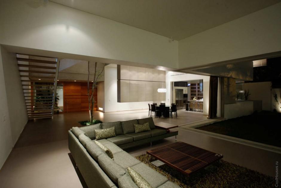 Роскошный дом в Мексике