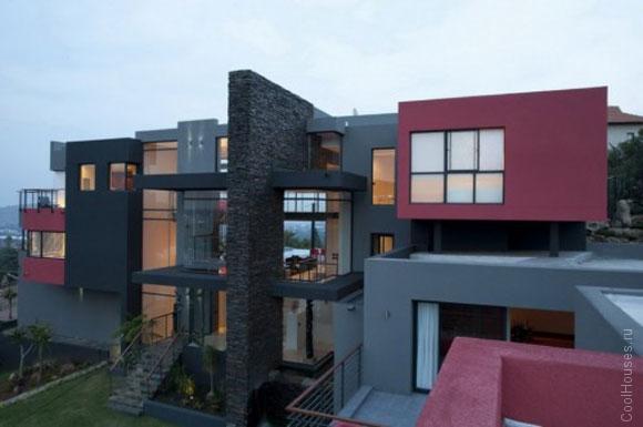Роскошный дом в Южной Африке