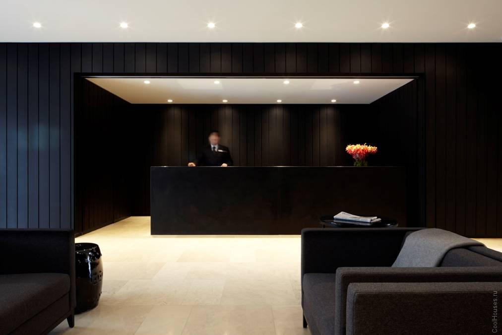Современный отель в Австралии