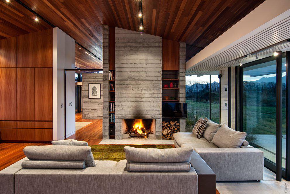 Уютная вилла в Новой Зеландии