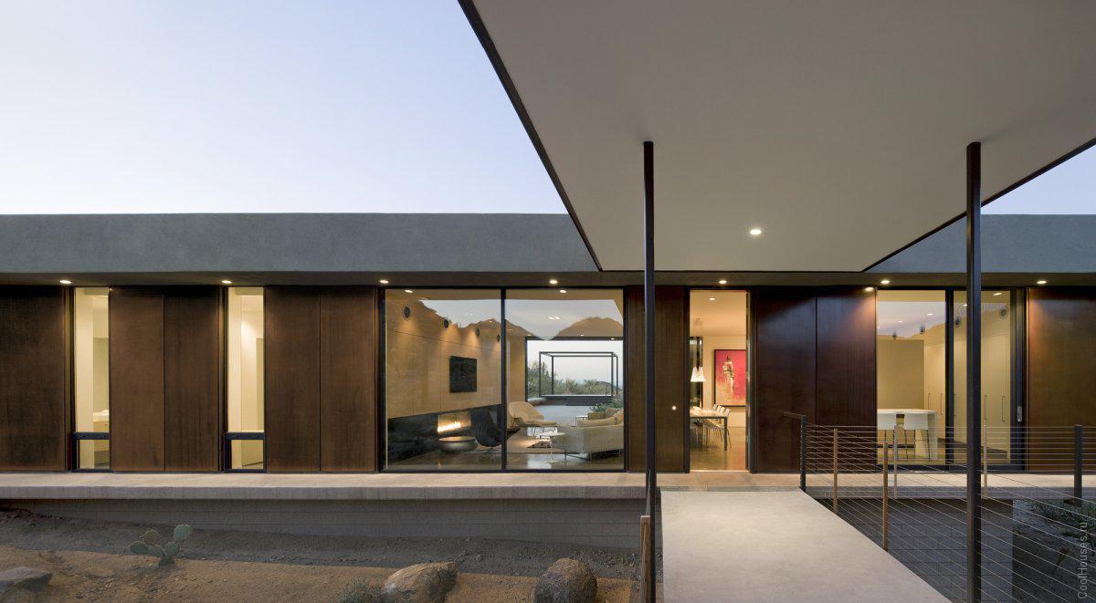 Дом для фотографа в Аризоне