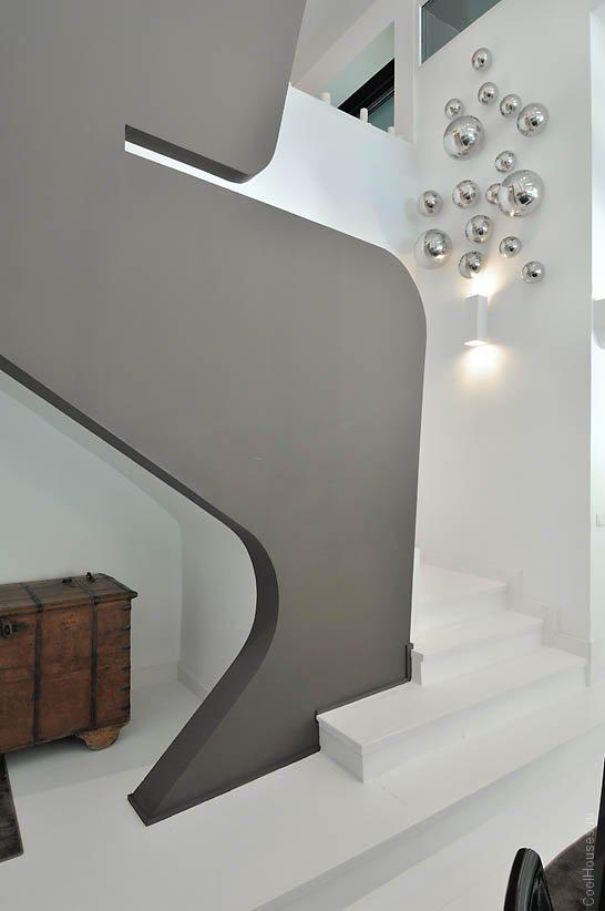 Красивый проект дома в Испании