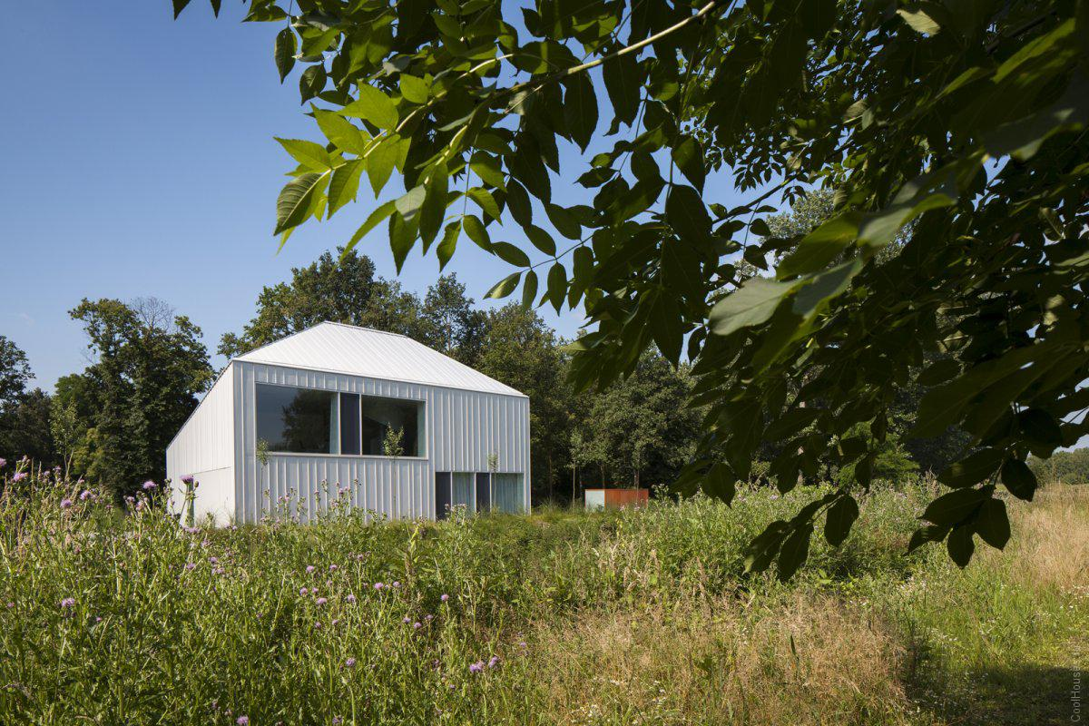 Сельский домик в Бельгии