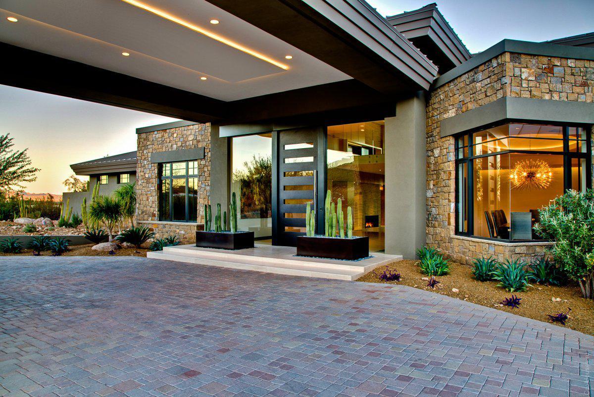 Отель вилла в Аризоне