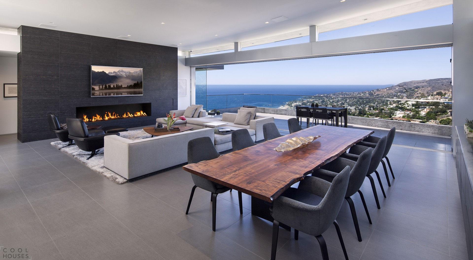 Частный дом на пляже Лагуна-Бич, Калифорния