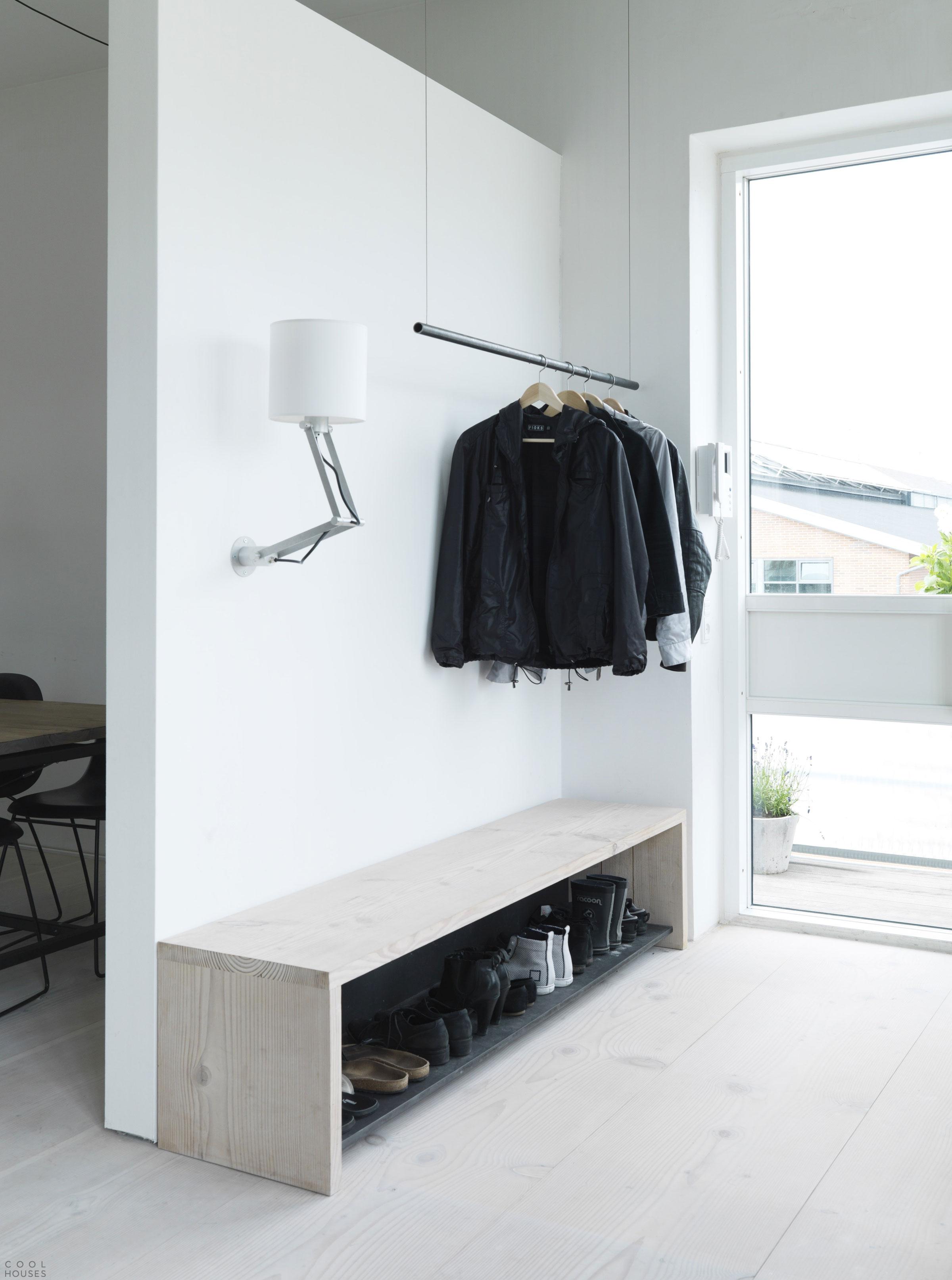 Интерьер квартиры - фото от студии Vipp