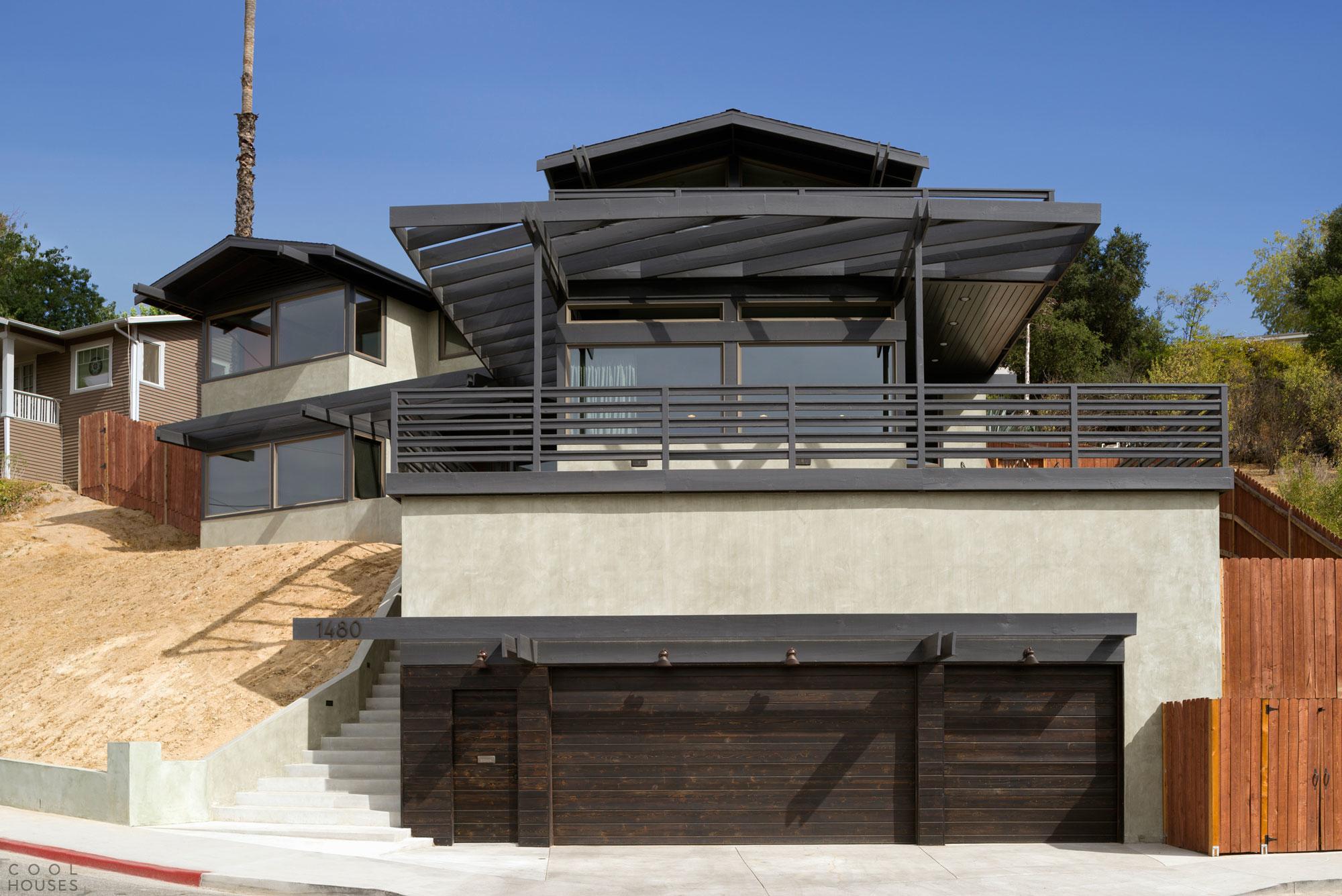 Очаровательная частная резиденция Lopez House в Лос-Анджелесе