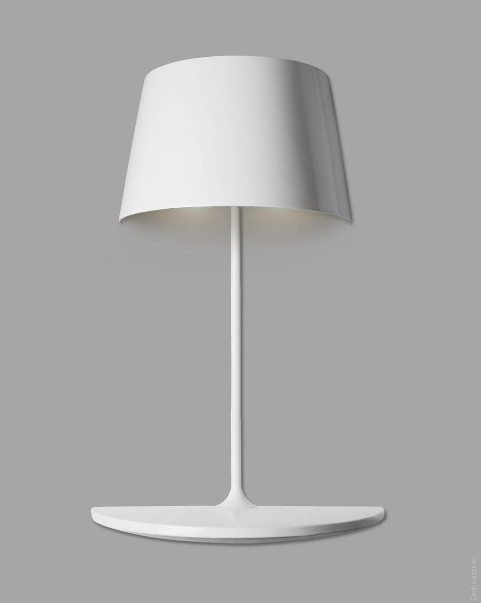 Настенная лампа-половинка