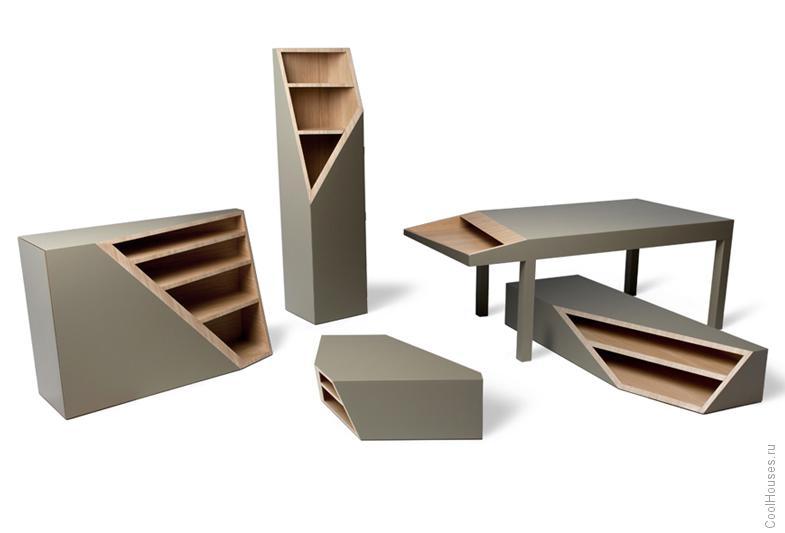 Оригинальная коллекция мебели