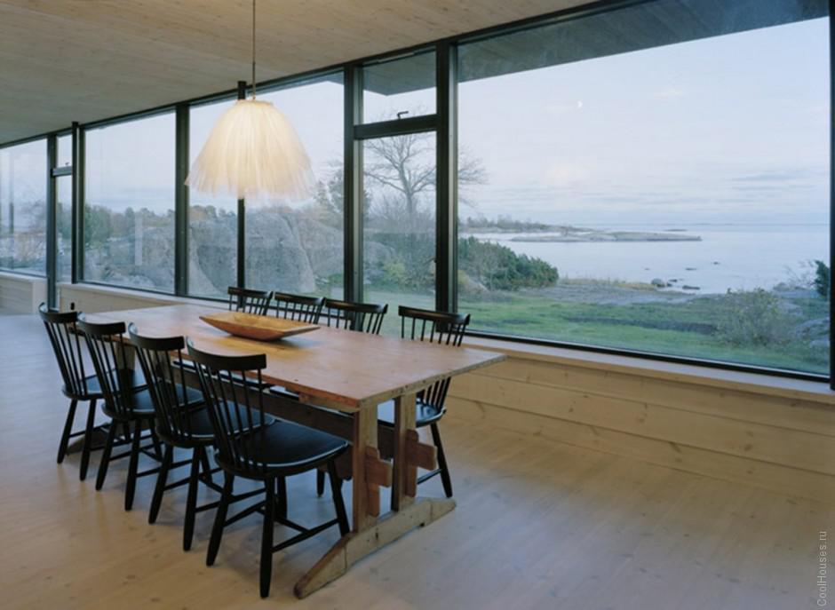Plus - дом в Швеции