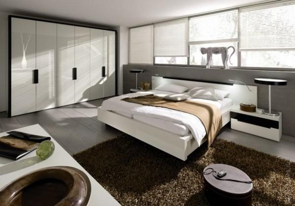 Современный дизайн спален. 12 примеров