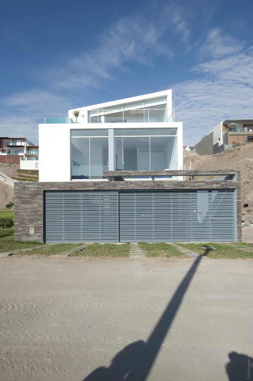 Современный дом в Перу, Лима