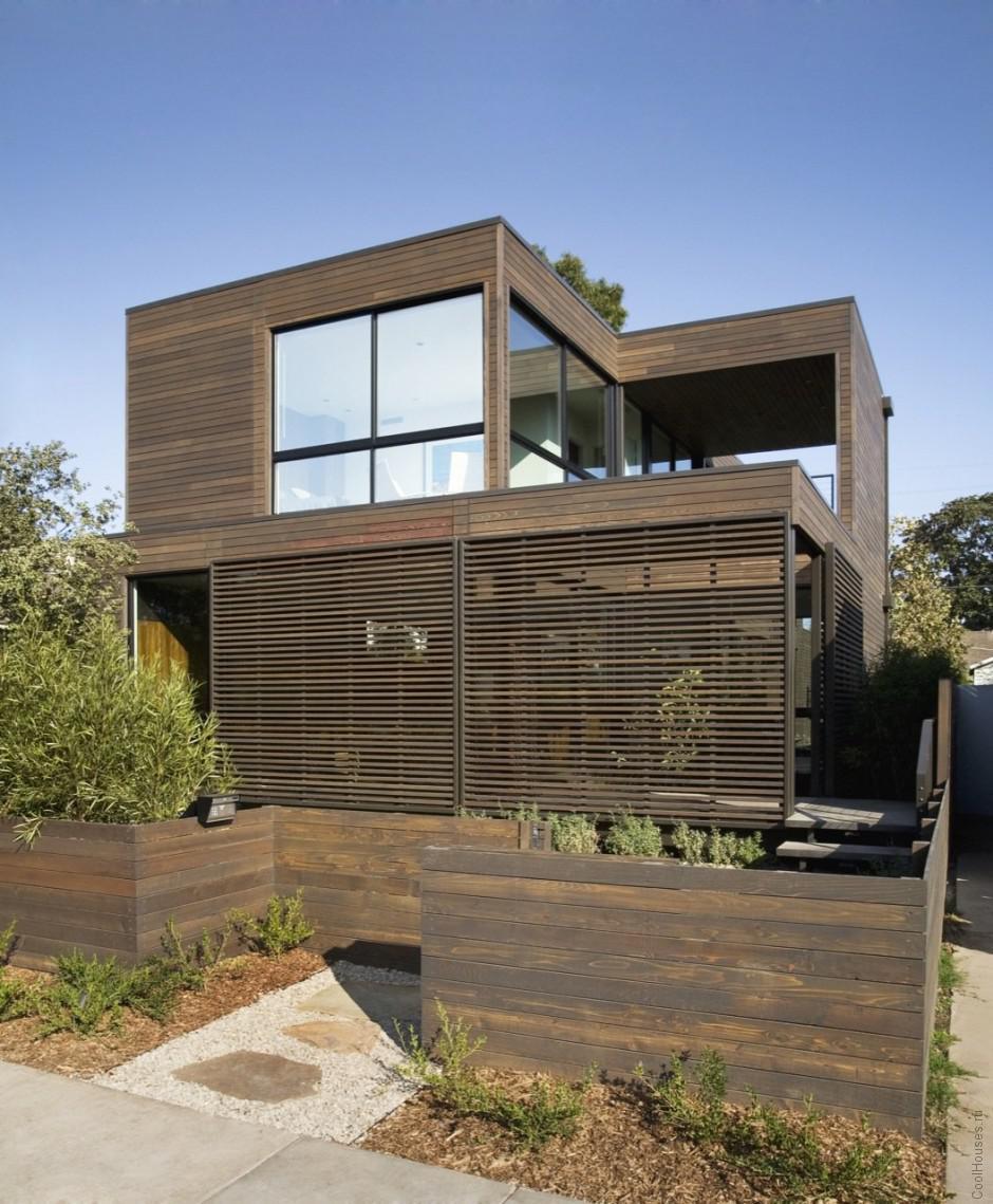 Уютный теплый дом в Калифорнии