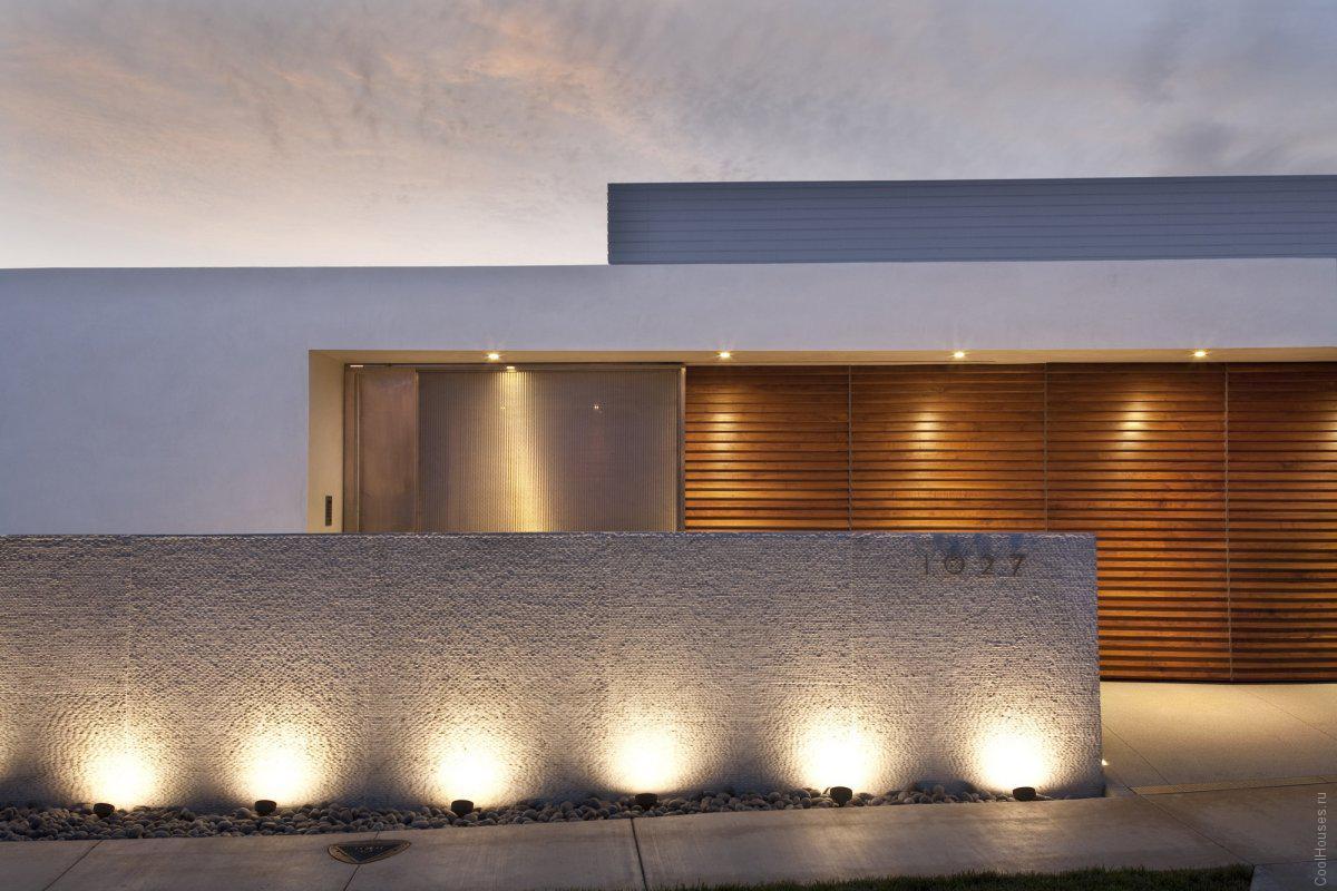 Дизайнерская вилла в Калифорнии