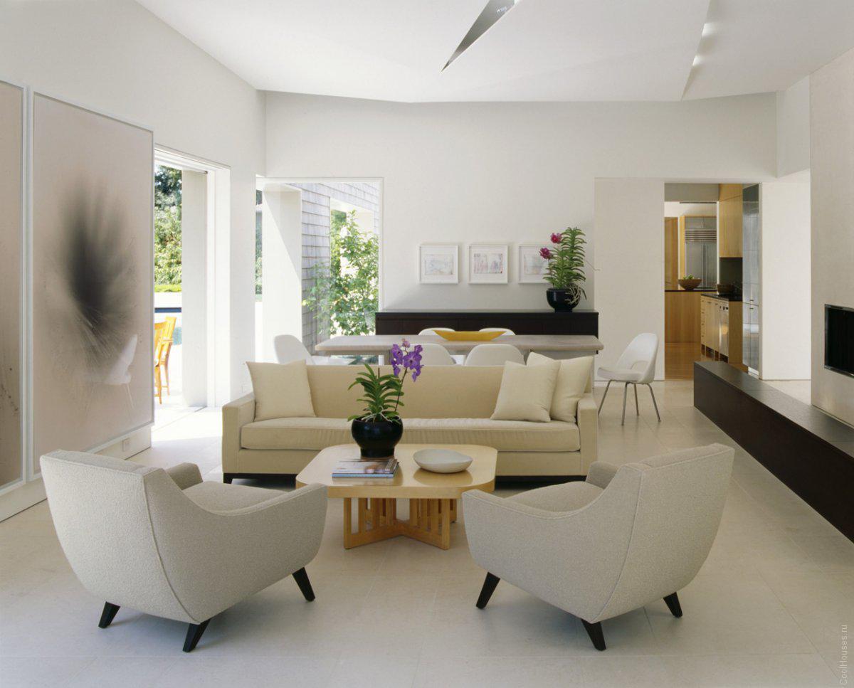 Современный просторный дом