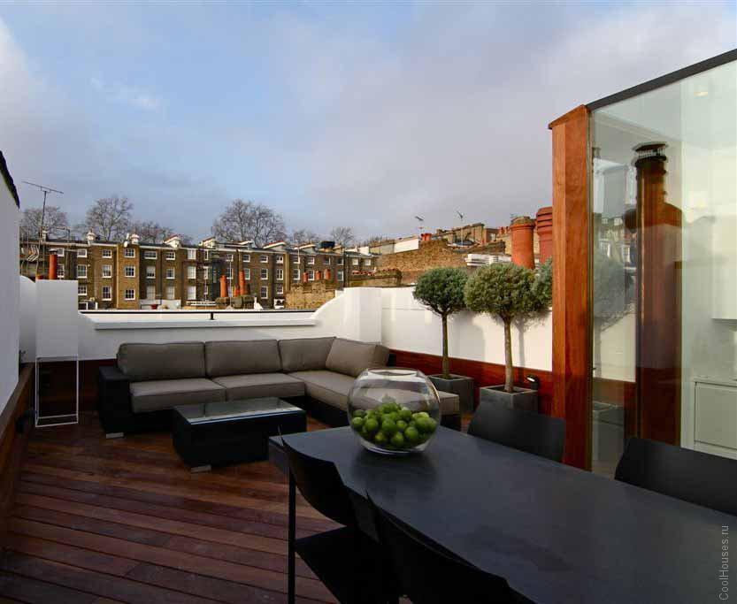 Современный ремонт дома в Лондоне