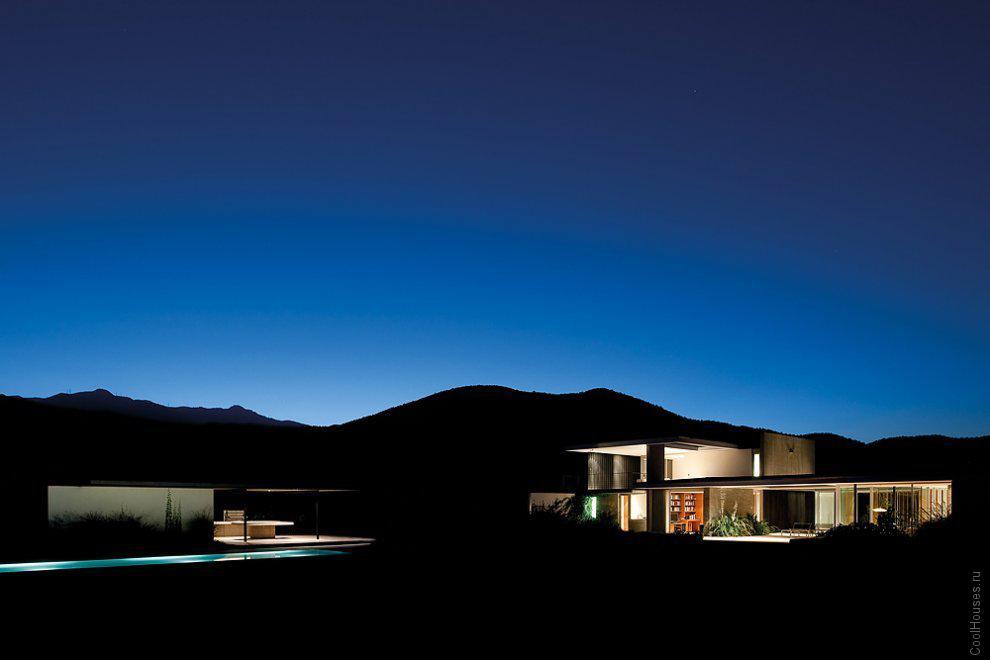 Летний дом в Чили