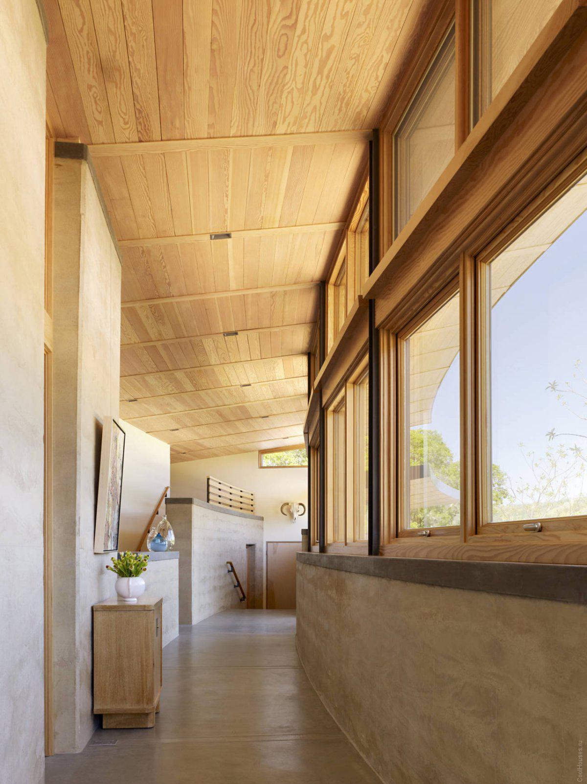 Уютный деревянный дом в Сан-Франциско
