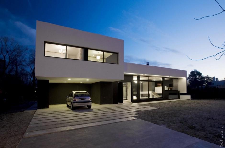 Современный дом в Аргентине