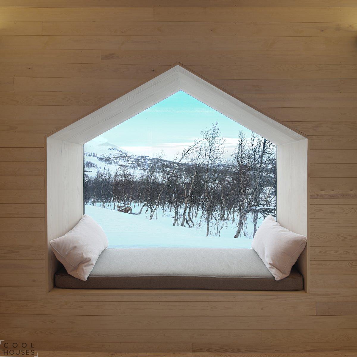 Оригинальный дом для вечеринок в Норвегии