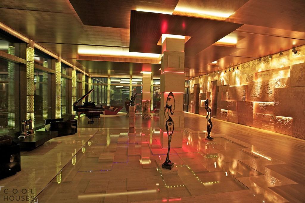 Пентхаус на 76 этаже башни Город-Столиц в Москва-сити