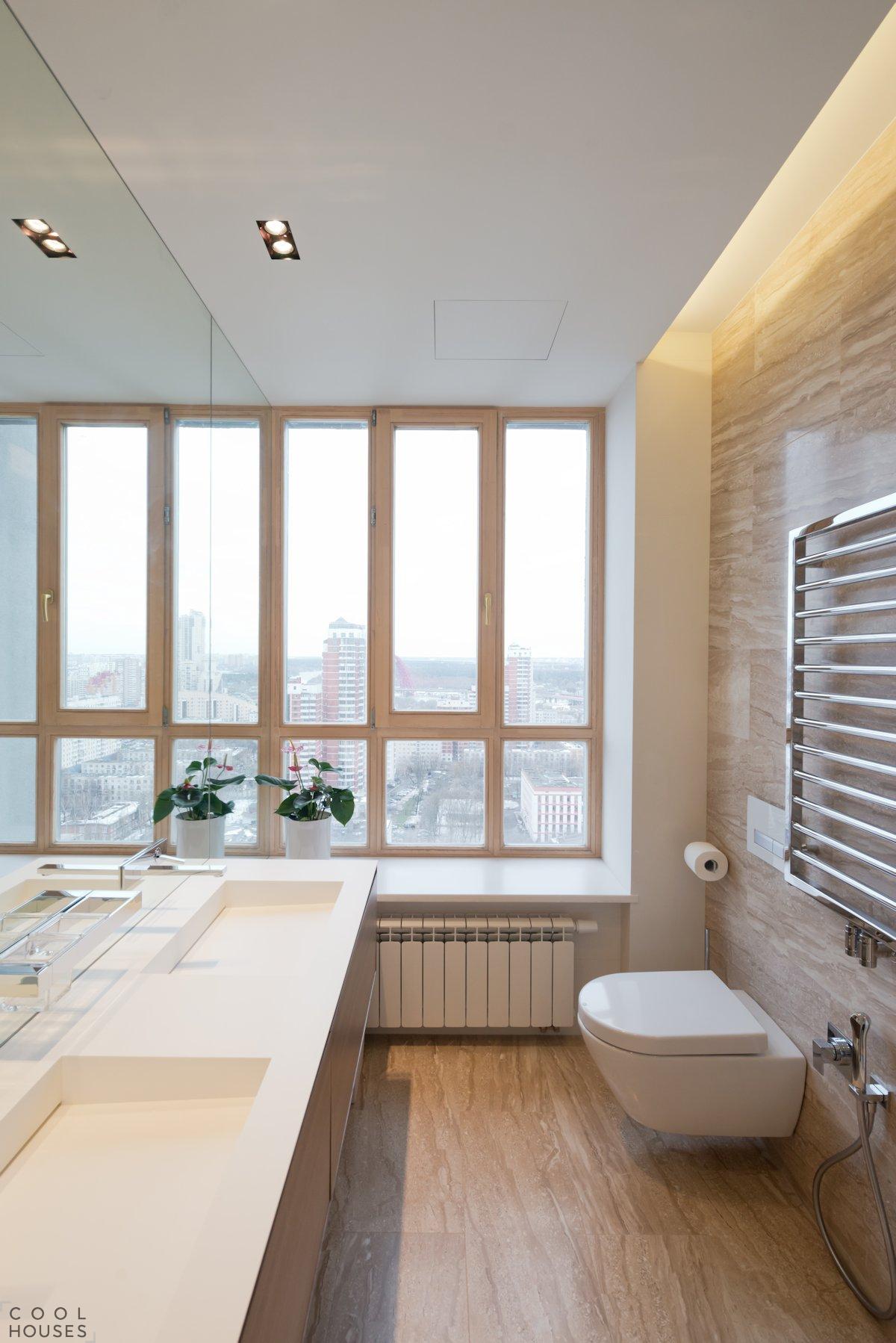 Роскошная современная квартира в Москве
