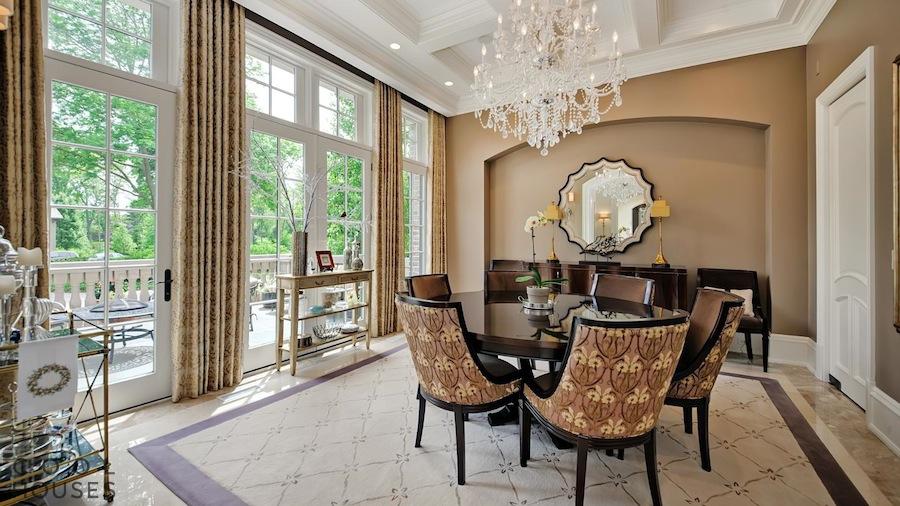 Роскошный и дорогой особняк за 16 млн. USD