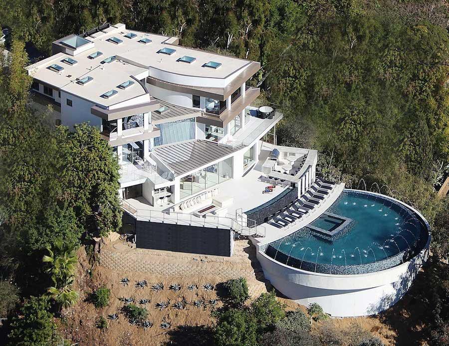 Шикарный дом в Los Angeles за $25,000,000
