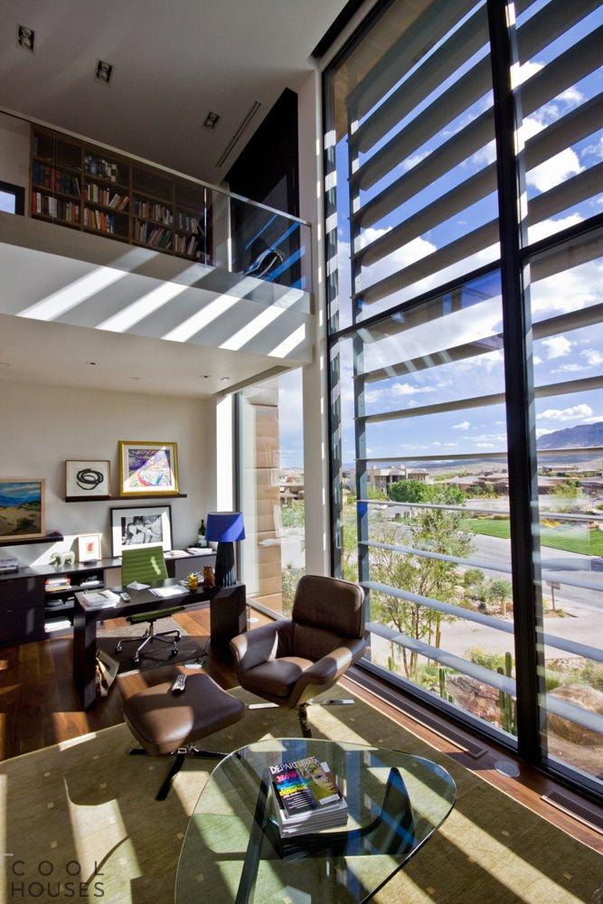 Современная фамильная резиденция в Лас-Вегасе
