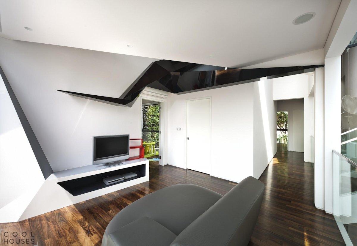 Творческая реконструкция дома от студии AD Lab