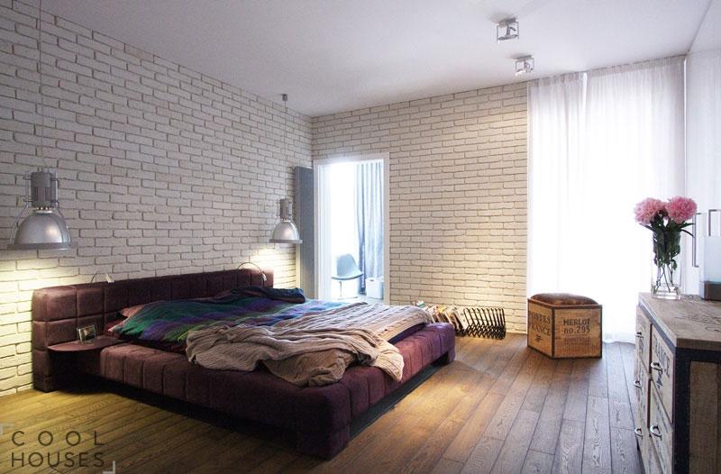 Уютная квартира в стиле Лофт в Варшаве