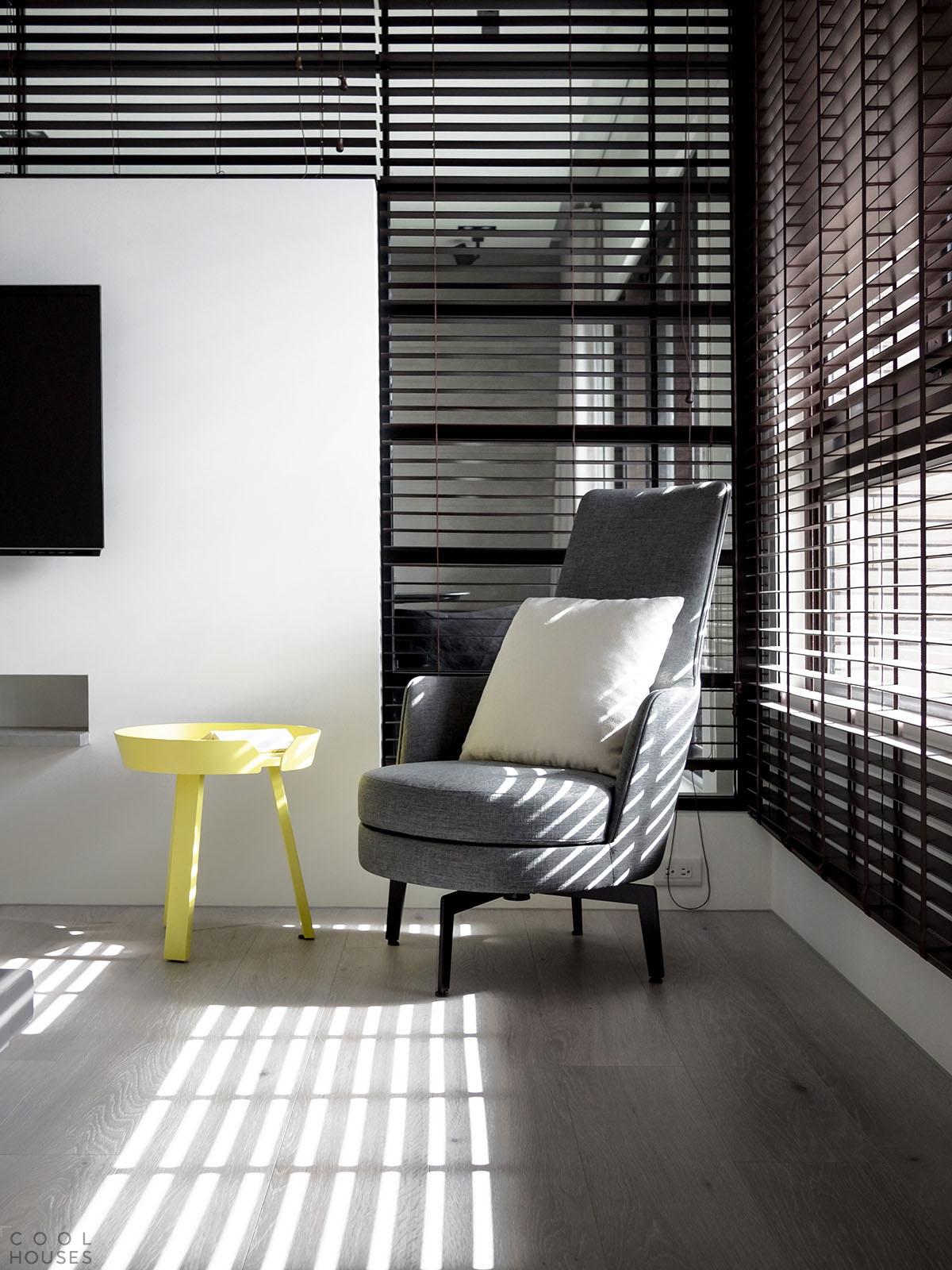 Интерьер квартиры в стиле минимализма
