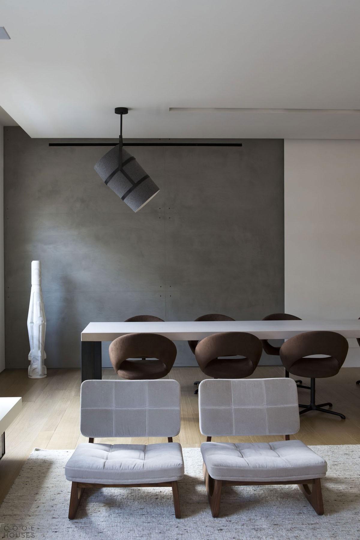 Потрясающий интерьер квартиры в центре Турина, Италия