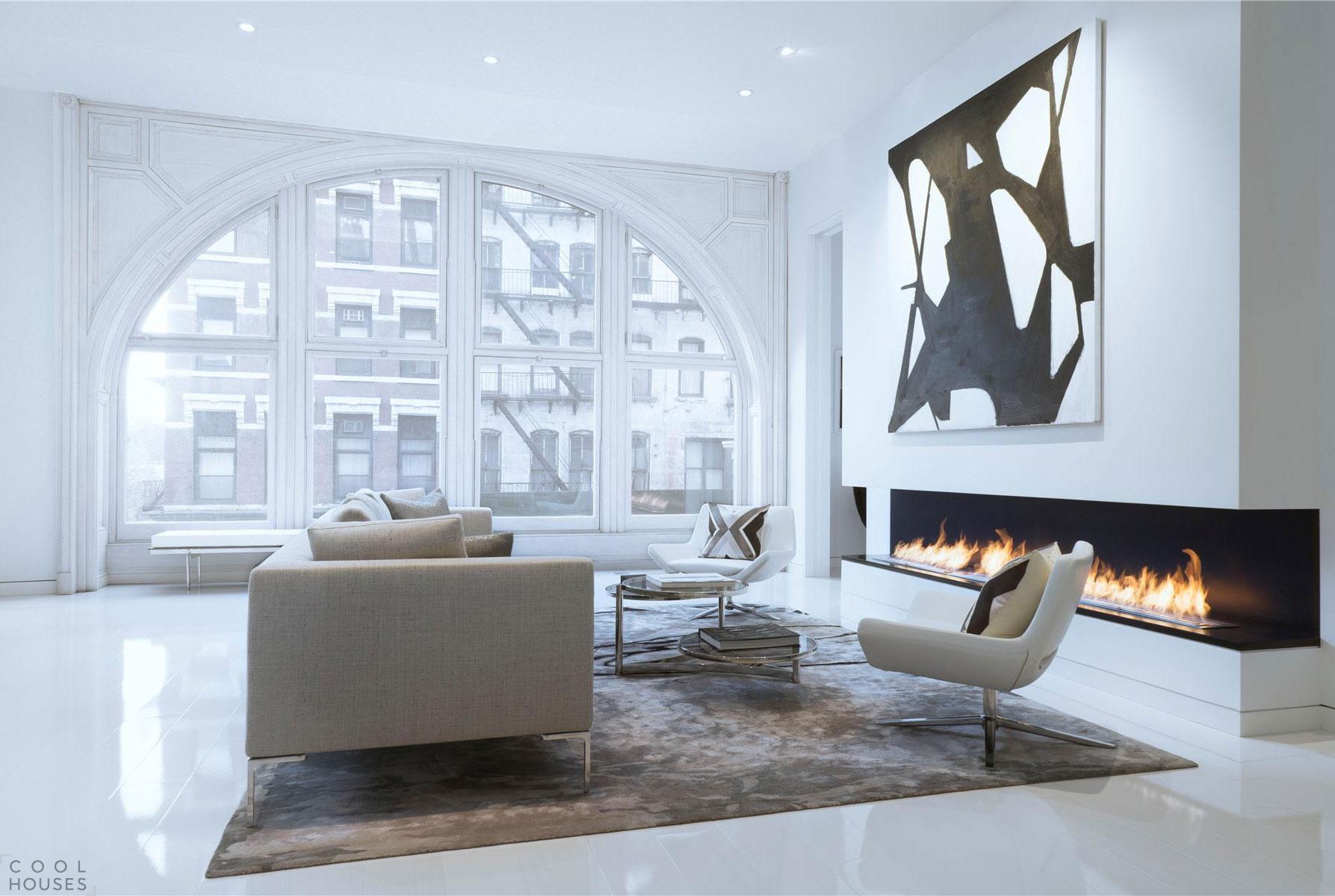 Роскошная квартира в старинном здании Нью-Йорка стоимостью 7 990 000$