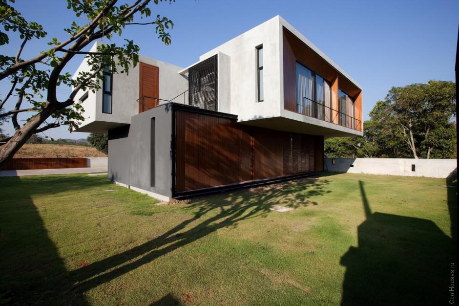 Современный дом в Тайланде