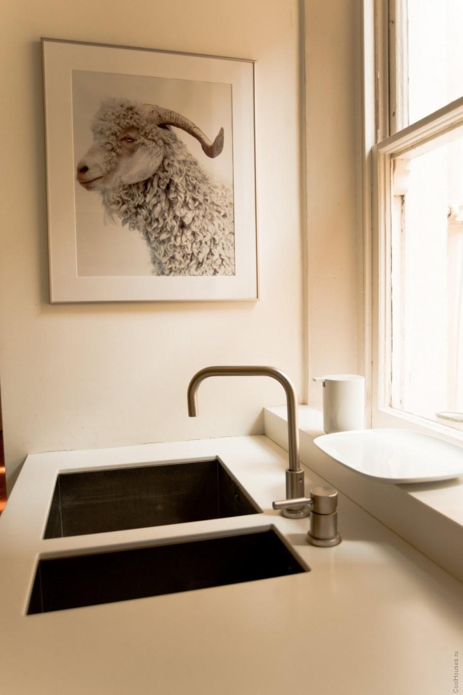 Красивый интерьер дома в Лондоне
