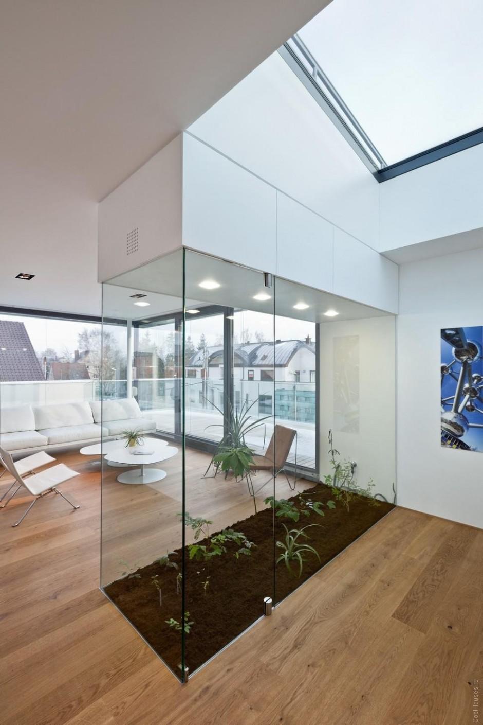 Небольшой жилой дом в Люксембурге