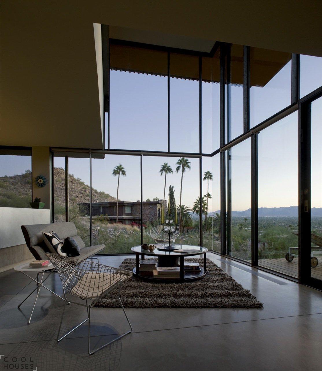 Дом Jarson Residence на холме, Штат Аризона
