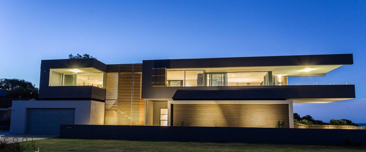 Хай-тек дом P048 в Австралии