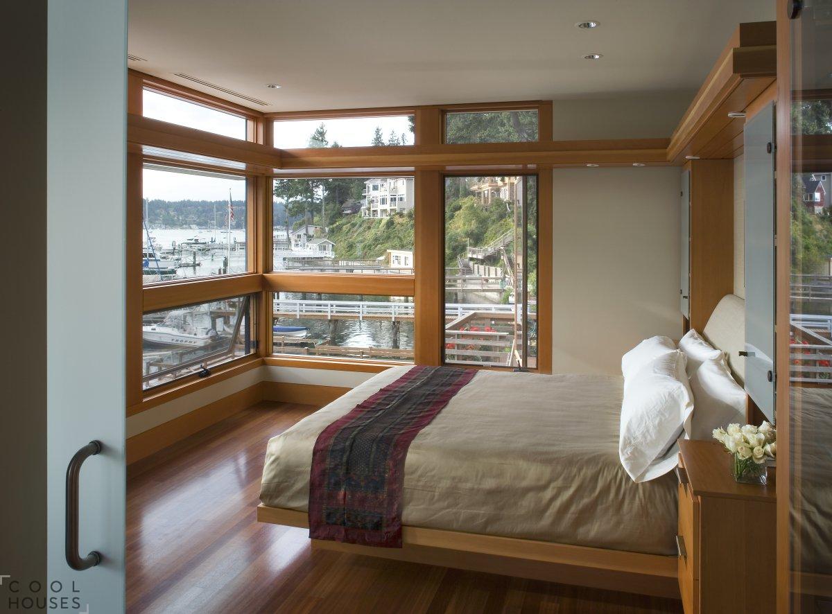 Просторный дом у озера, Вашингтон
