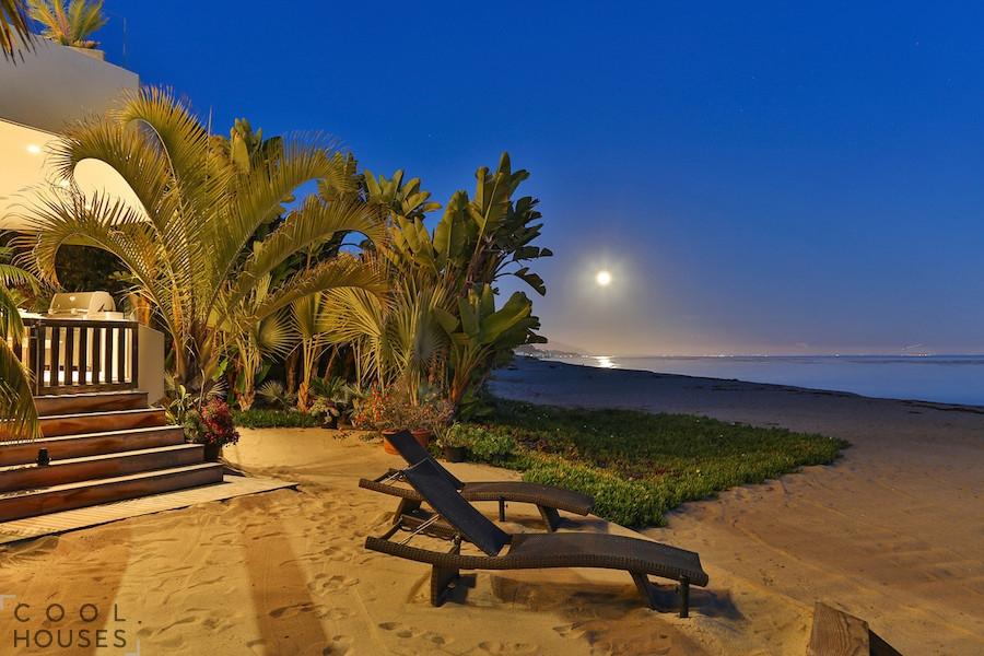 Райский дом на берегу океана в Калифорнии