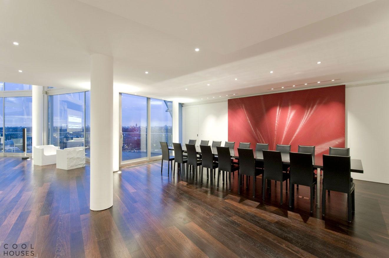 Шикарная квартира с шикарным видом в центре Лондона