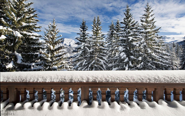 Великолепное шале прямо во французских Альпах