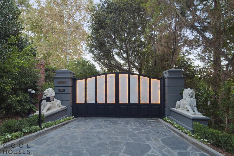 Великолепный особняк Liongate в Калифорнии