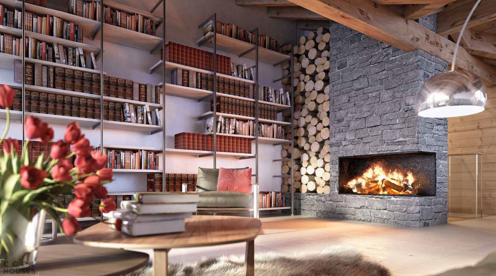 Виллы для аренды в одном из самых живописных районов Швейцарии