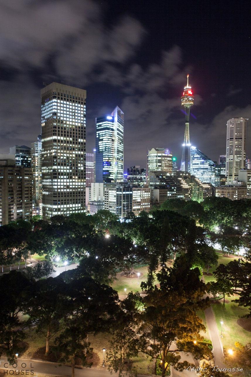 Впечатляющая квартира прямо в сердце Сиднея