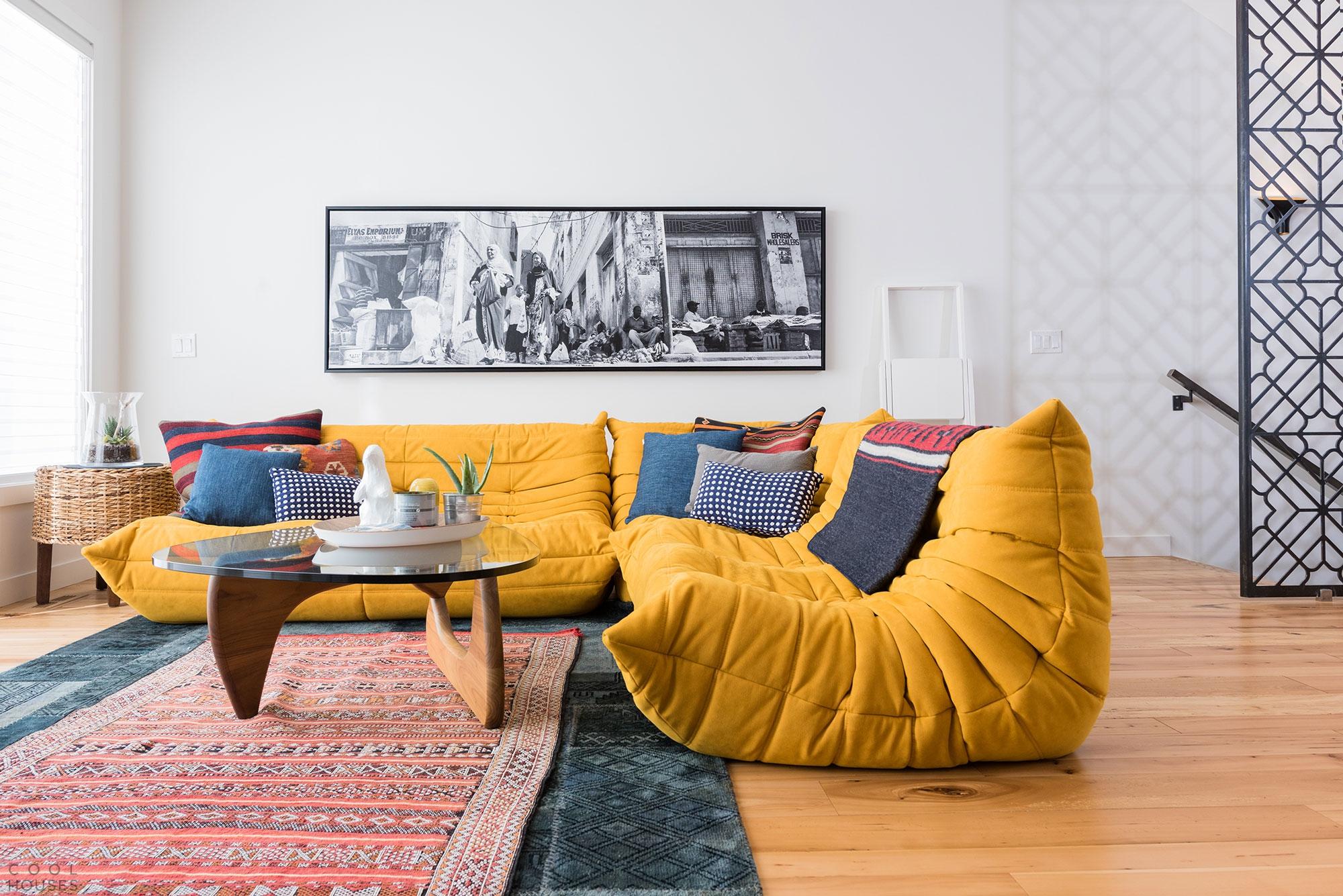 Частный дом в марокканском стиле, Канада