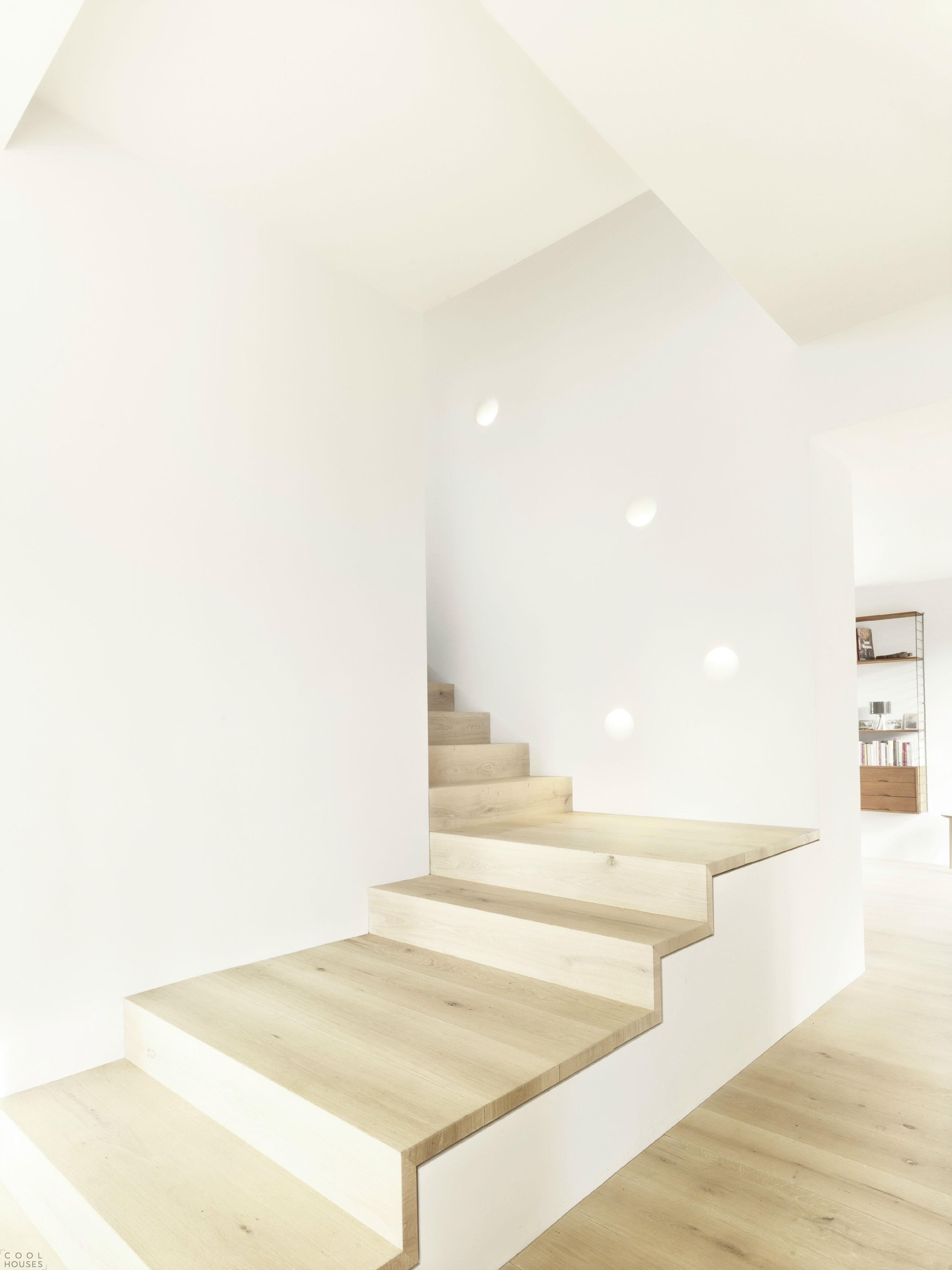 Новый современный облик частного дома в Германии